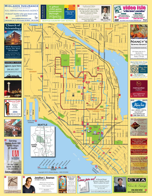 Downtown Seattle Walking Map Related Keywords